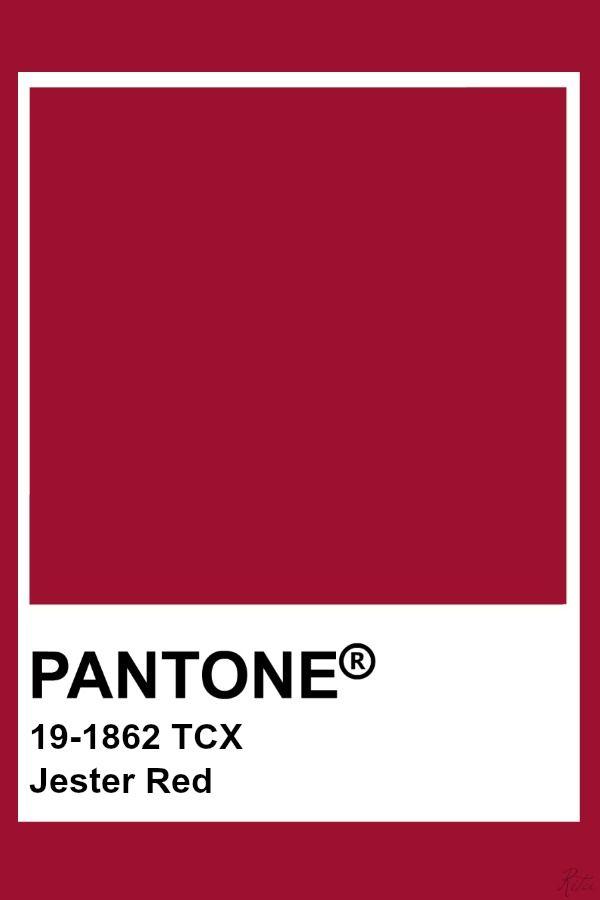 pantone jester red reds in 2019 pantone red pantone