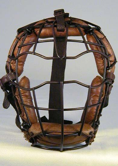 Today In 1877 The Catcher S Mask Was First Used In A