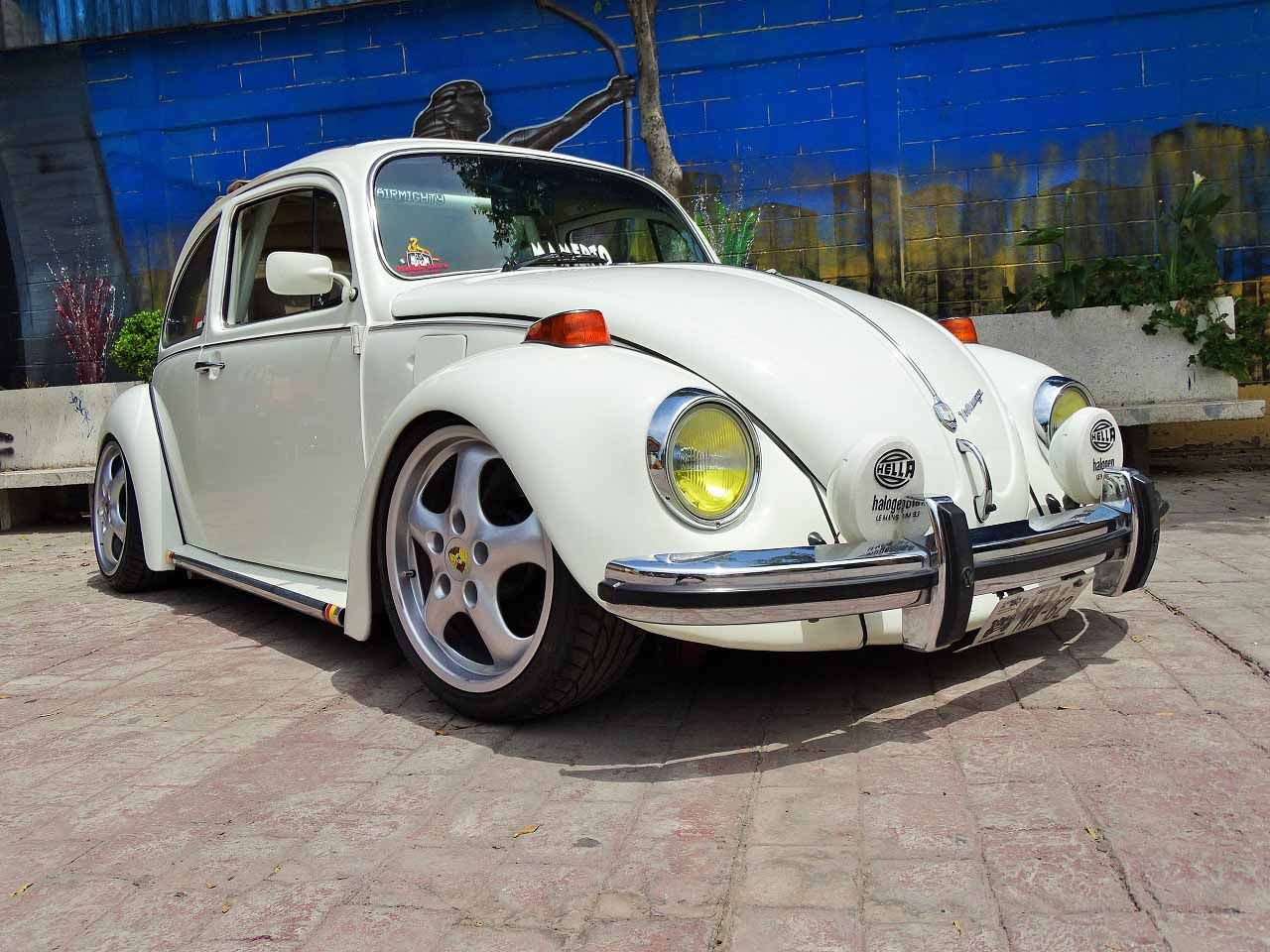 Vw Cox Bbs Turbo Vochos T Escarabajo