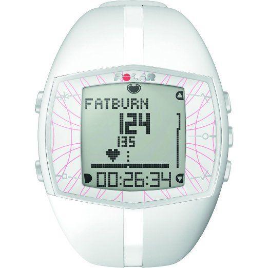 POLAR Damen Trainingscomputer FT40F, White: Amazon.de: Sport & Freizeit