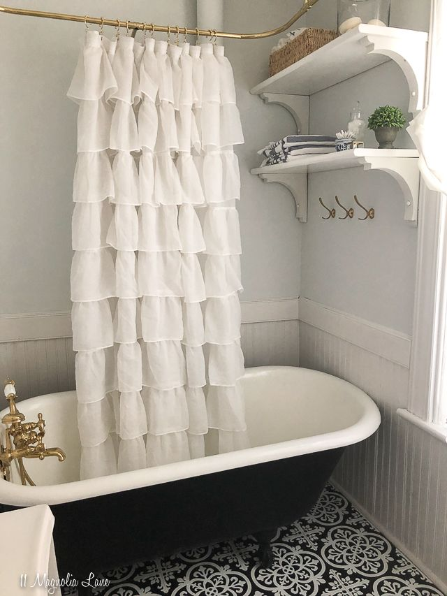 Photo of Magnolia Cottage: Vintage Small Bathroom Update | 11 Magnolia Lane