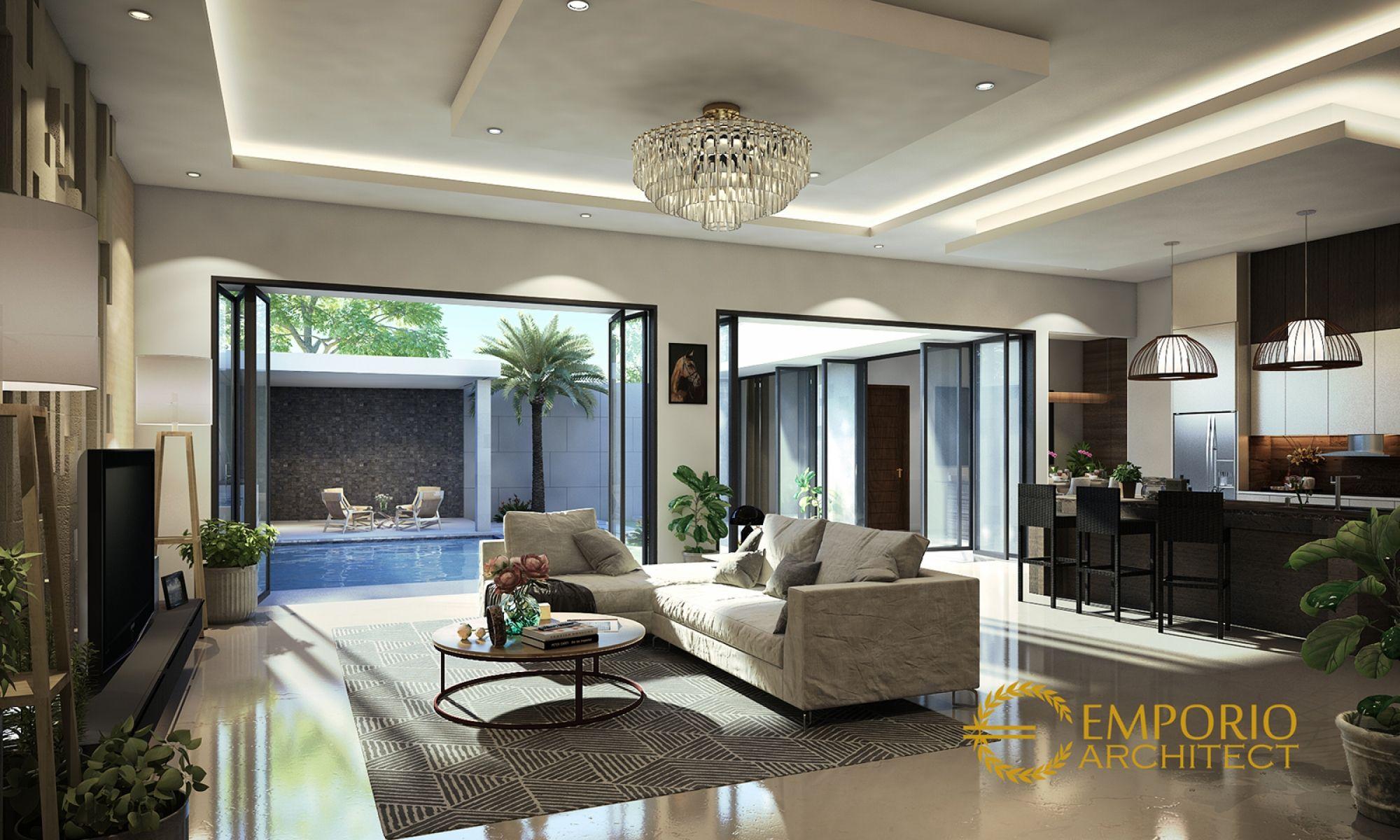Jasa Arsitek Jakarta Barat Desain Rumah Bapak Willy