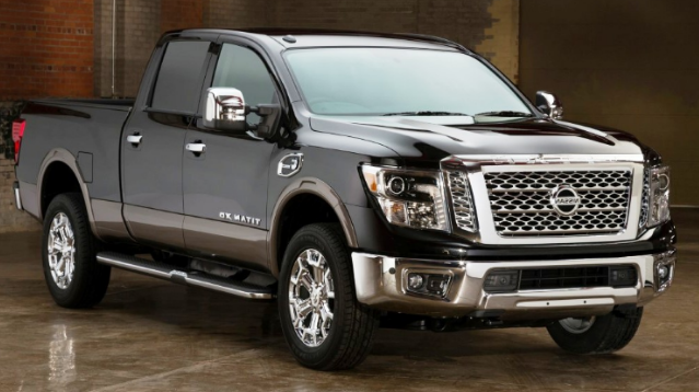 2020 Nissan Titan Xd Diesel Engine Price Review Valuable