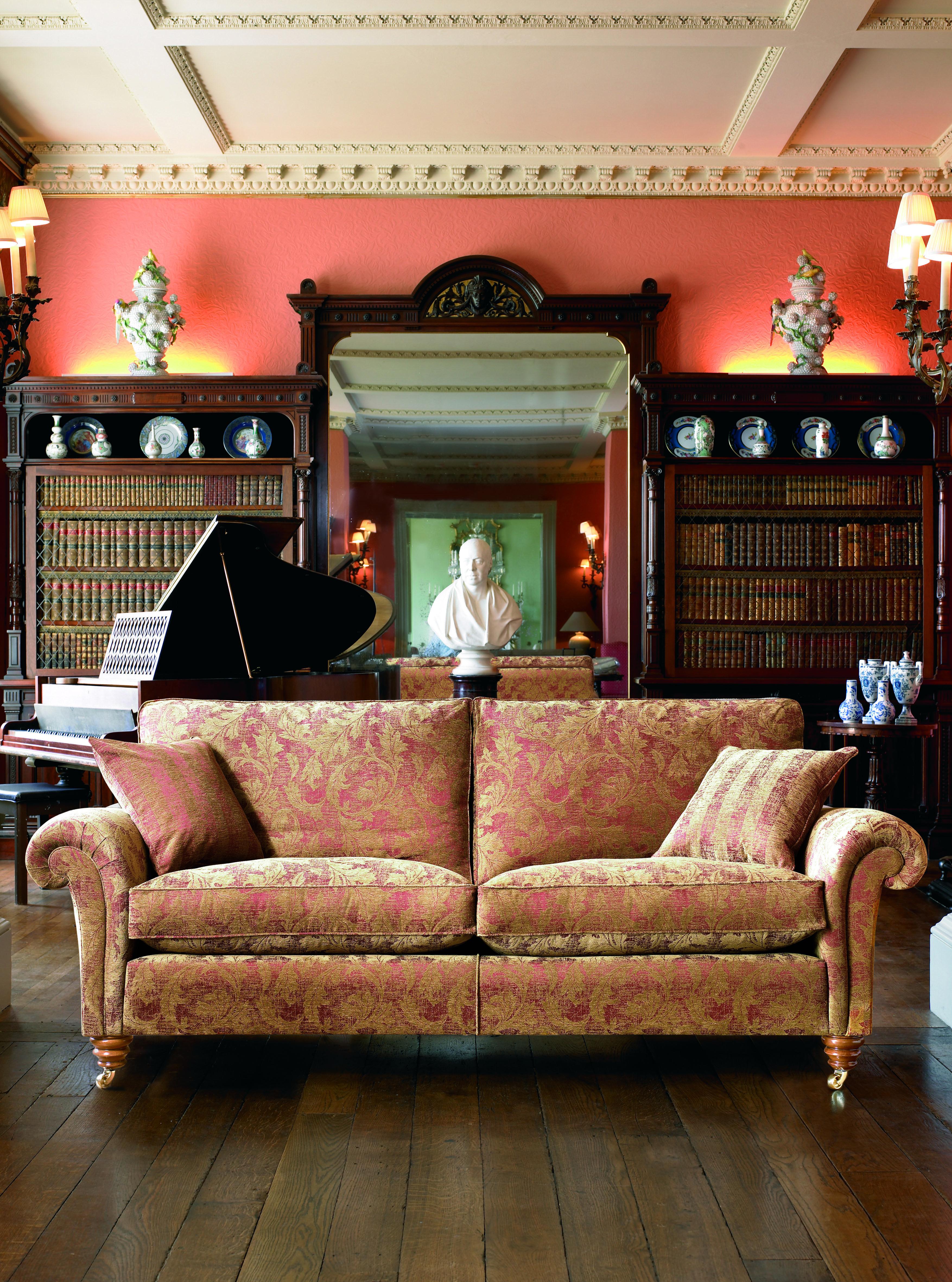 Hoopers Selection Of Sofas Available In Tunbridge Wells Duresta Sofa
