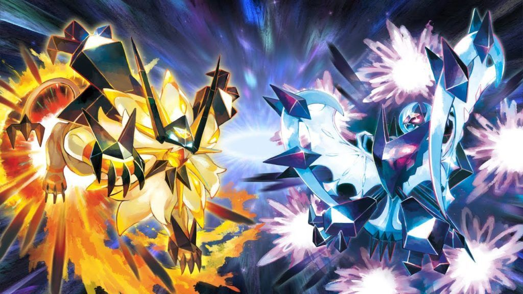 Pokemon Ultra Sun And Ultra Moon Beef Up Legendaries With New Z Moves Pokemon Group Hd Anime Wallpapers Cool Pokemon Wallpapers Cool Pokemon