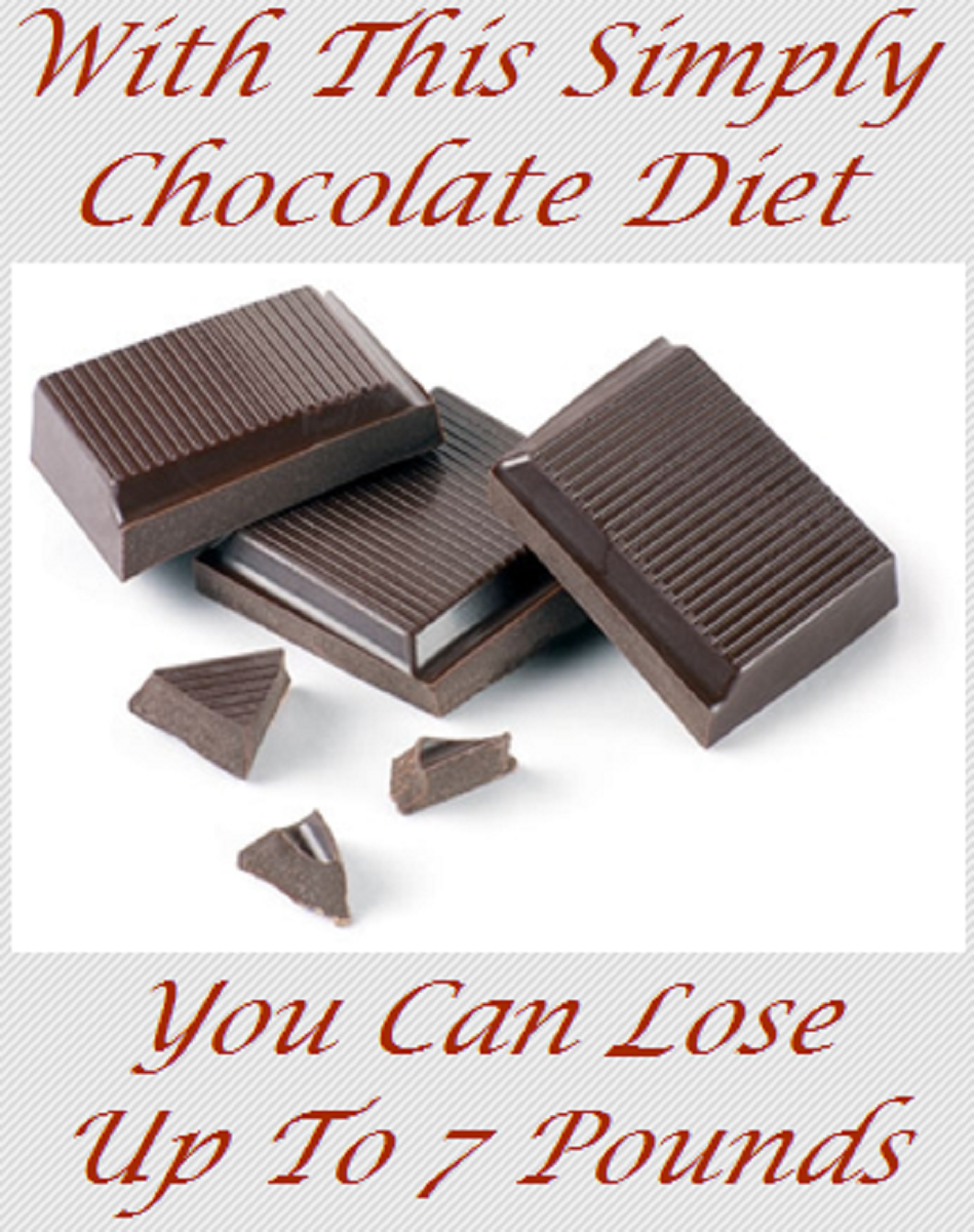 The Sweetest Way of Losing Weight: Choco Diet Tips
