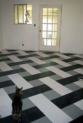 This Old House Basket Weave Linoleum Google Search Vct