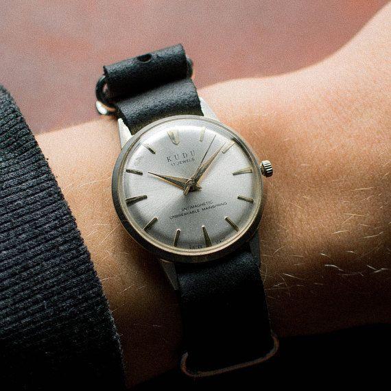 6f6d9459994 Swiss watch mens KUDU luxury watch watches men montre