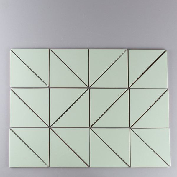 Triangles Introducing 4 New Tile Shapes Tiles Triangle Tiles Fireclay Tile