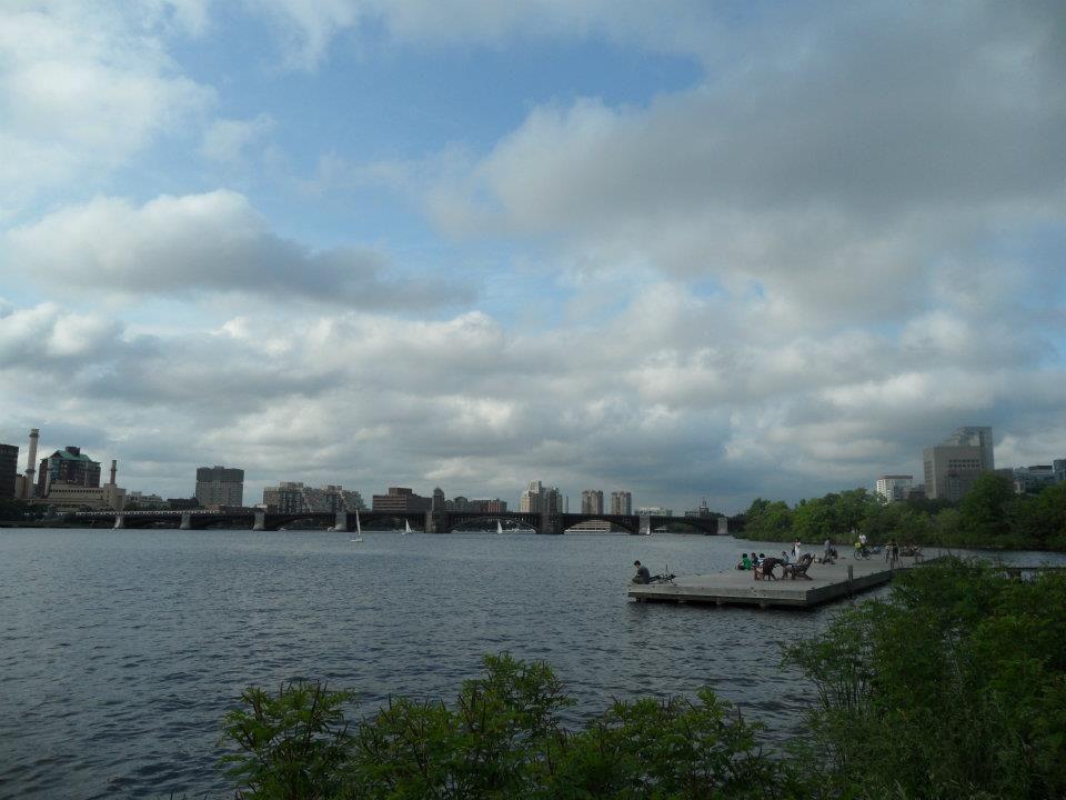 """Charles River! @USA"""