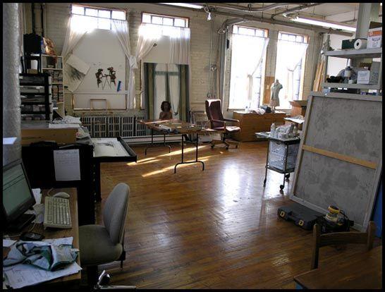 Artist Studio A10