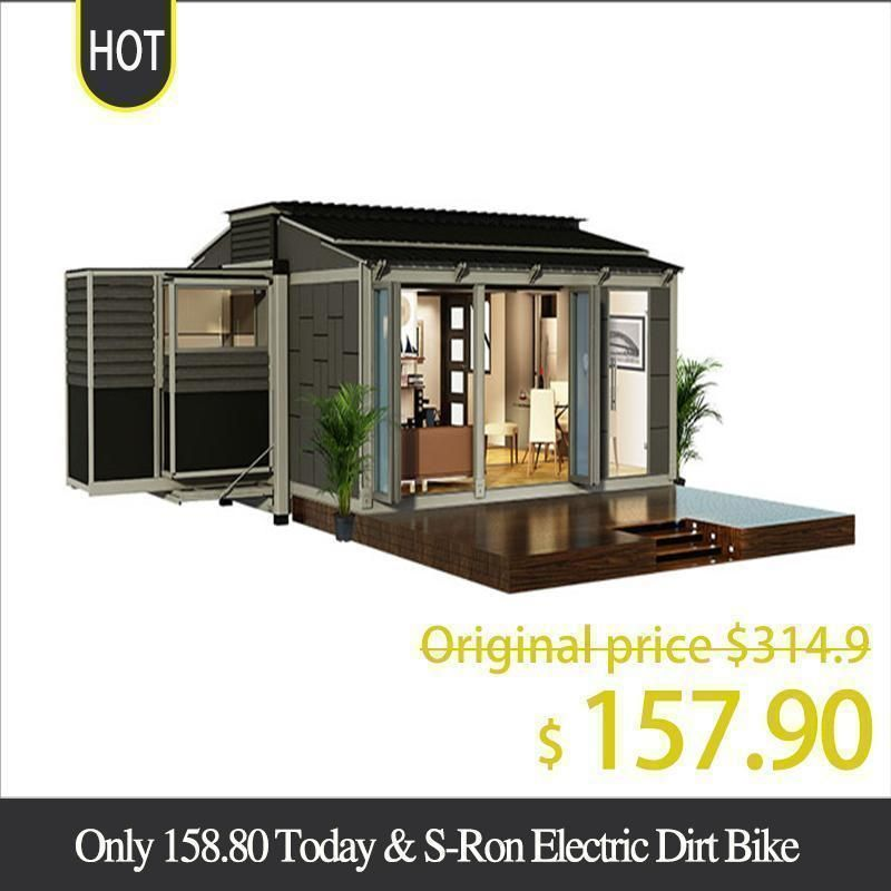 Only 157 & Free Shipping Modular Shipping Container