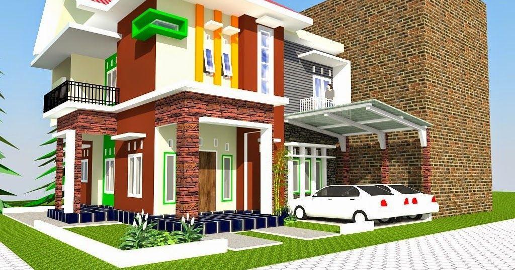 64 Desain Rumah Minimalis Dua Muka Desain Rumah Minimalis 101 Gambar Rumah Minimalis 2 Lantai Pojok Gambar Desai Rumah Minimalis Rumah Desain Rumah Minimalis