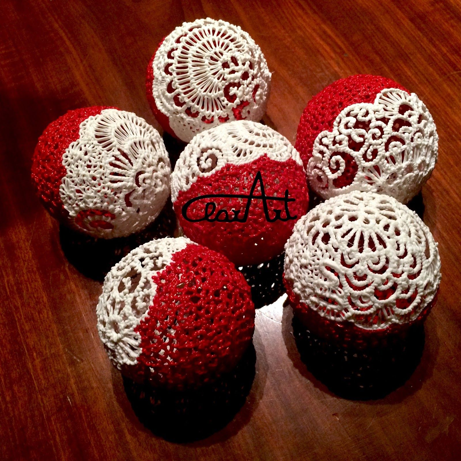 3d pen christmas balls. Black Bedroom Furniture Sets. Home Design Ideas