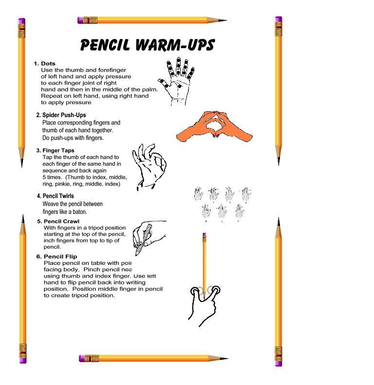 50+ Writing exercises warm up Popular