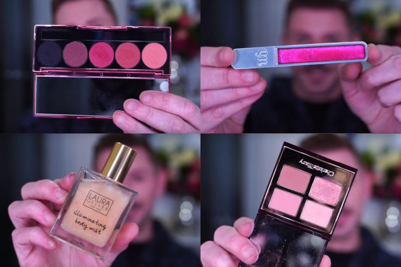 Wayne Goss Shares His 2018 Favorite Makeup Products