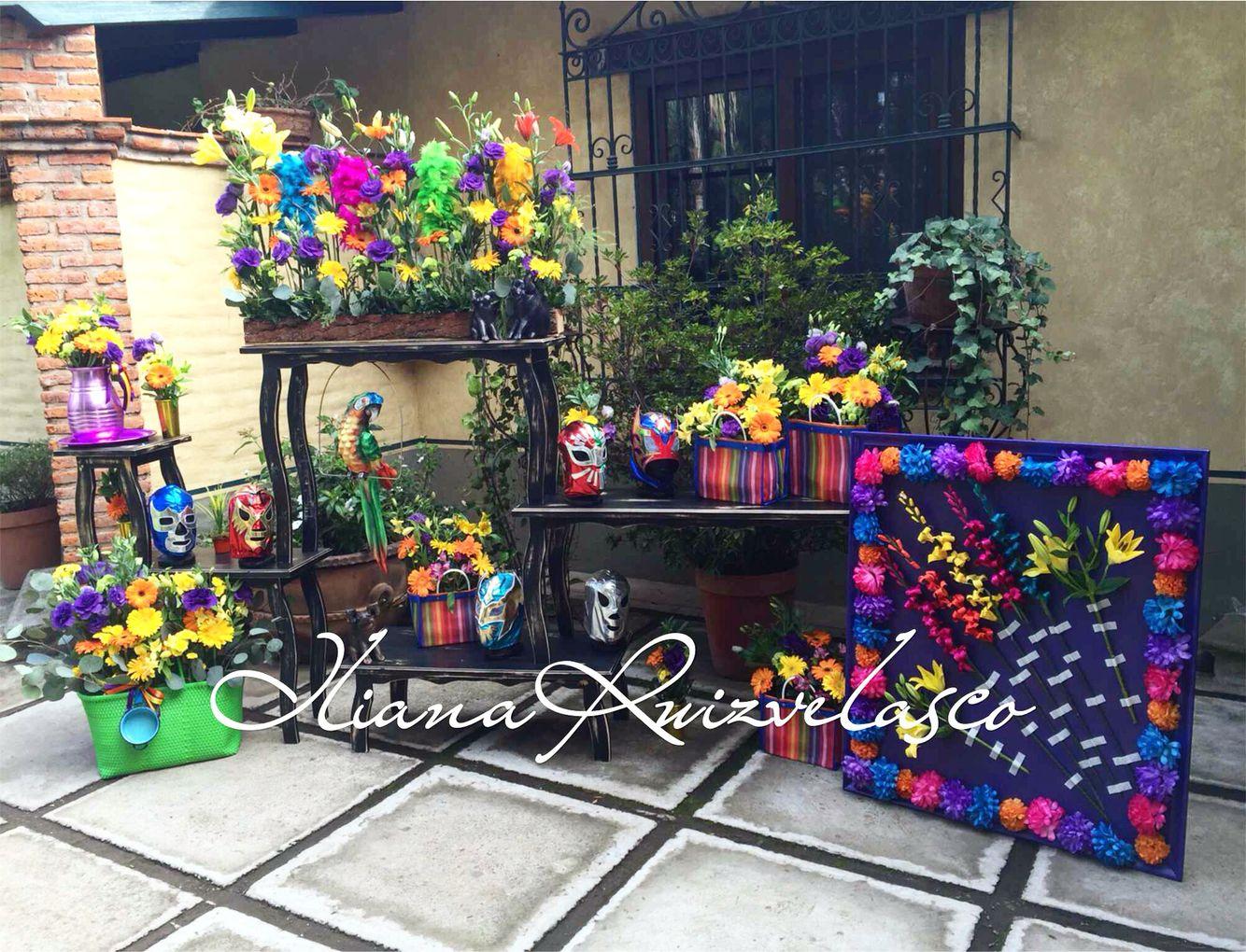 Estilo Kitsch #Decoración #PrimeraComunion #Eventos #Flores #IlianaRuizvelasco