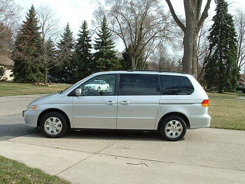 2003 Honda Odyssey Used Cars Honda Odyssey Pets