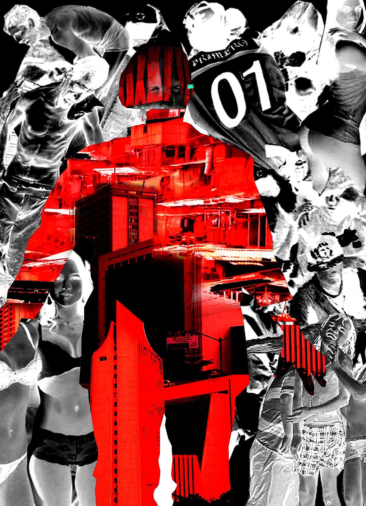 Anatomía Urbana / discurso del cuerpo Medellín | sketch | Pinterest ...