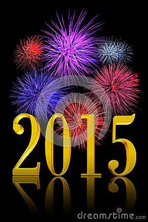 New Year 2015 Fireworks!! | 2015 | Pinterest | Silvester, Neue jahr ...