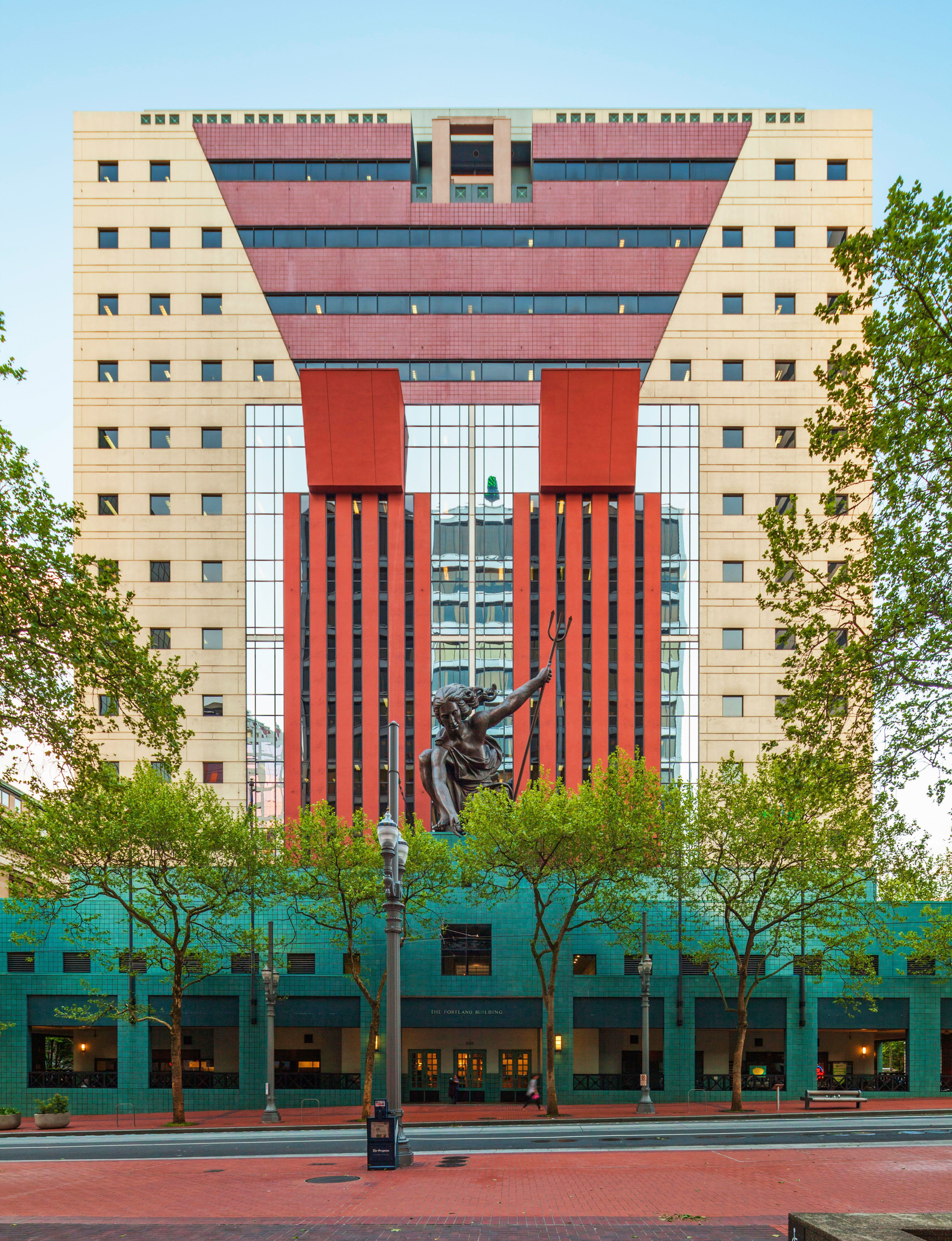 10 Colorful Buildings You Need to Know by Michael Graves