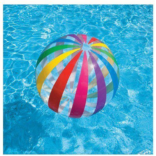 Intex Jumbo Ball 42 Inch Gigantic By Intex 8 79 Jumbo Beach