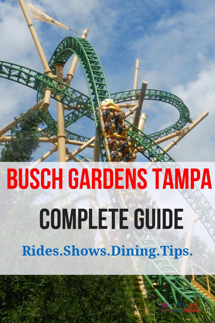 Buy One Get One Free Busch Gardens Tampa
