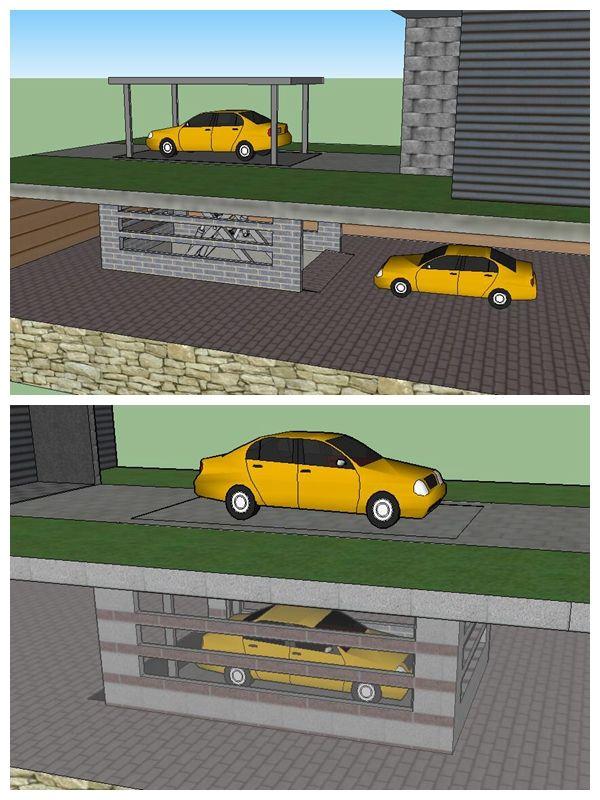 Underground Car Parking Lift It S A Convenient Machine For Car