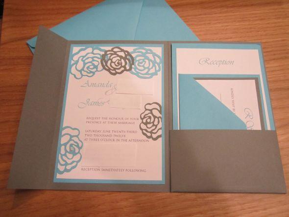 Diy Wedding Invitation Envelopes: Tutorial For Making Your Own Envelopes DIY Invitations
