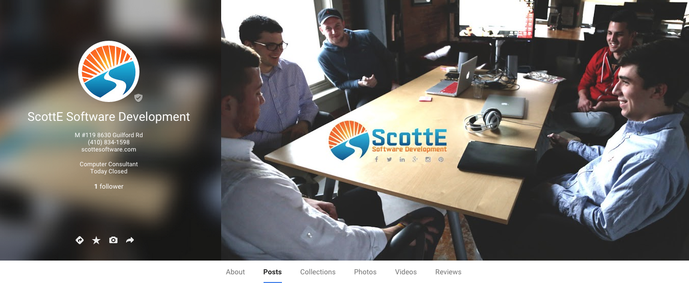 We have a new Google+ page...we hope you follow us for updates.