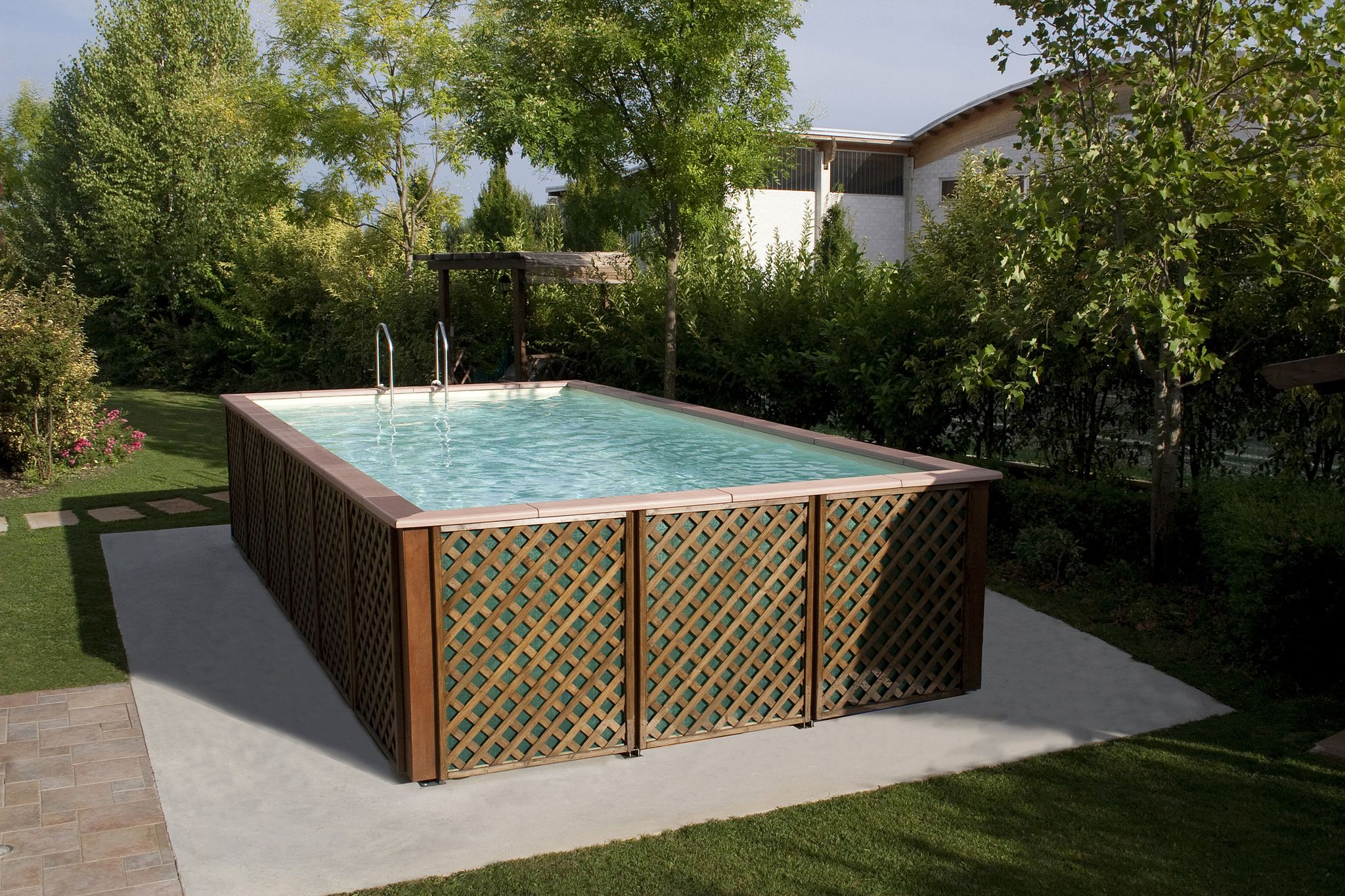 Aufstellpool DaJardinero Pools, Whirlpools
