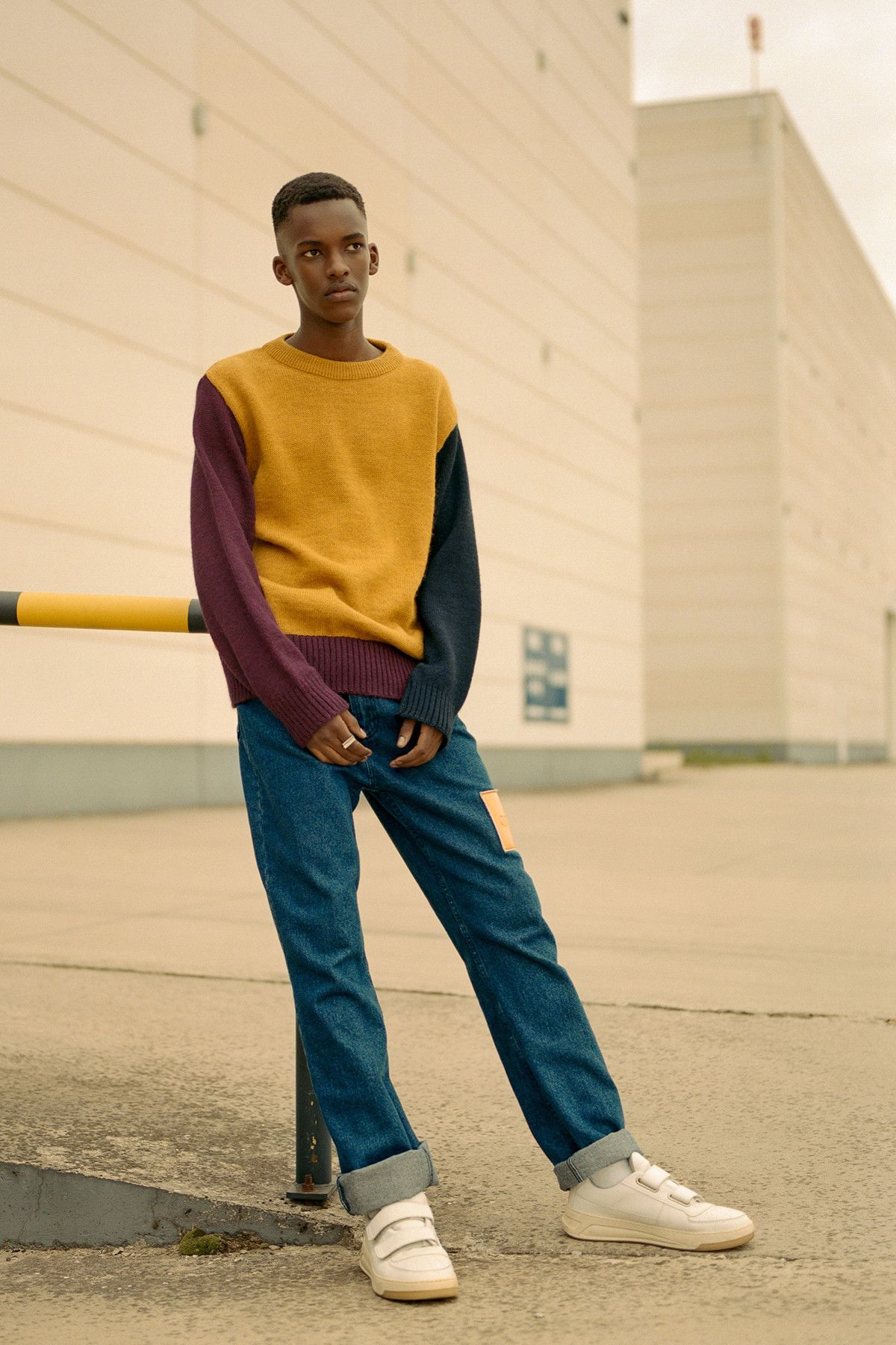 Arte Antwerp Fashion Arte Antwerp Stitches Together Colorful Knitwear For Fw18 Camp