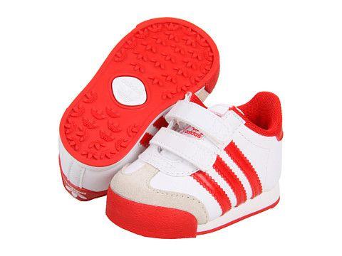 Adidas Originals Kids Samoa H (Infant / Toddler) New Navy / blanco / White
