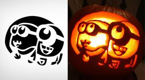 10 best free minion pumpkin carving stencils patterns \u0026 ideas for