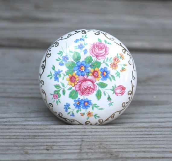 antique porcelain door knobs. Simple Antique Vintage Antique Porcelain Door Knobs Floral To A