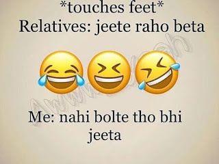 Best Funny Hindi  Hindi Funny Jokes, Majedar Hindi Jokes Download (Part- 1 to 5) - BaBa Ki NagRi 8
