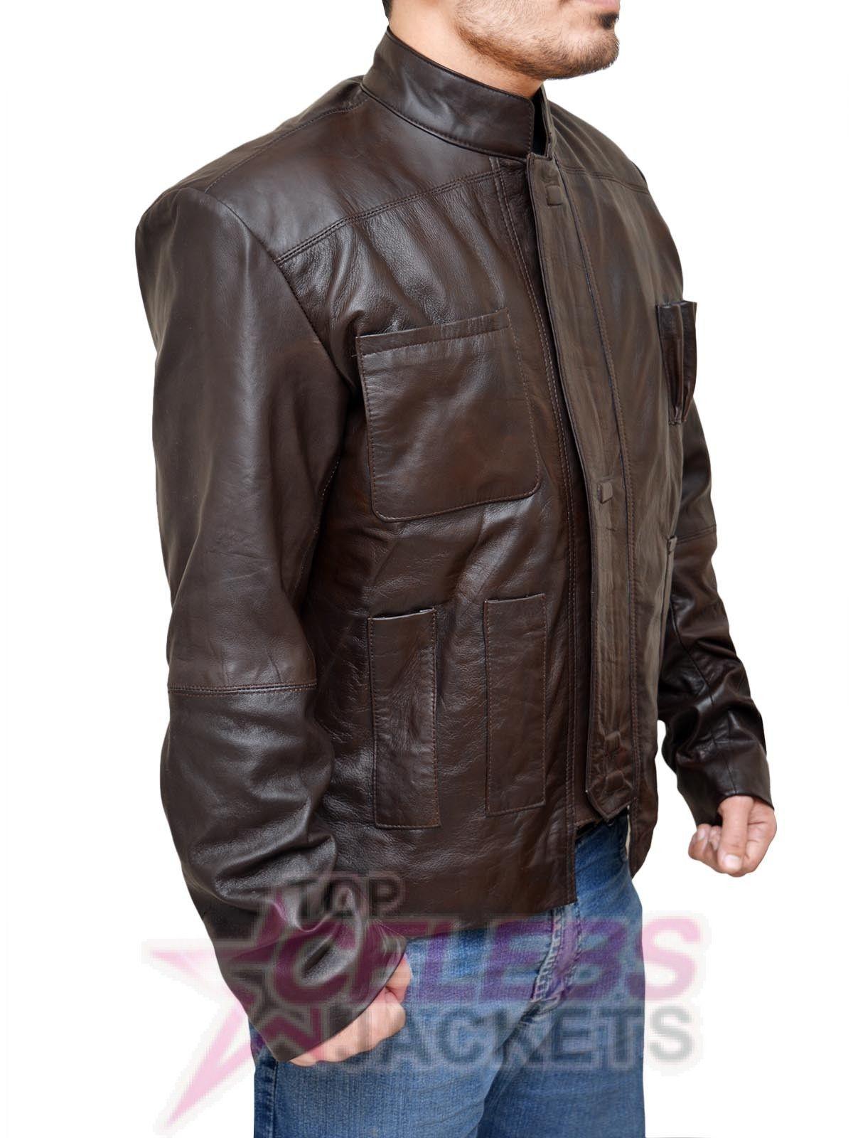 Star Wars Force Awakens Harrison Ford Jacket Top Celebs Jackets Jackets Celebrity Jackets Jacket Tops [ 1600 x 1200 Pixel ]