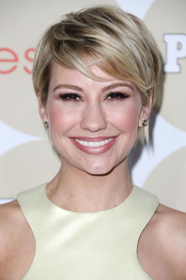 35 Flattering Hairstyles For Round Faces Short Edgy Hairstyles