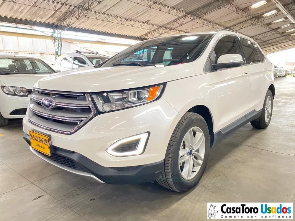 Ford Edge At 4x2 3500cc 2017 86 900 000 Ford Edge Ford Modelo A Carros Y Camionetas