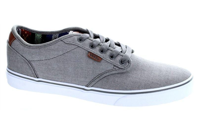 vans gris claire