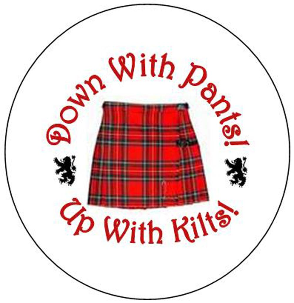 A little Scottish humor...