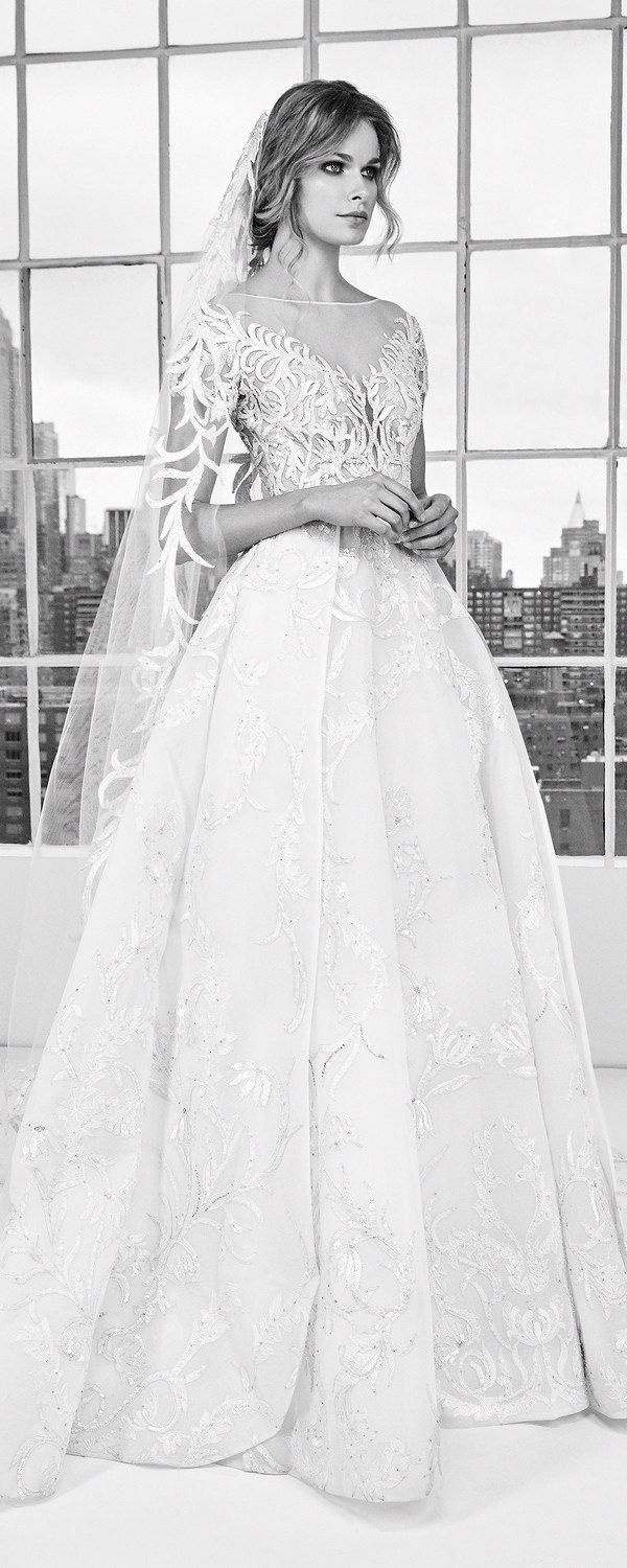The best wedding dresses from bridal designers