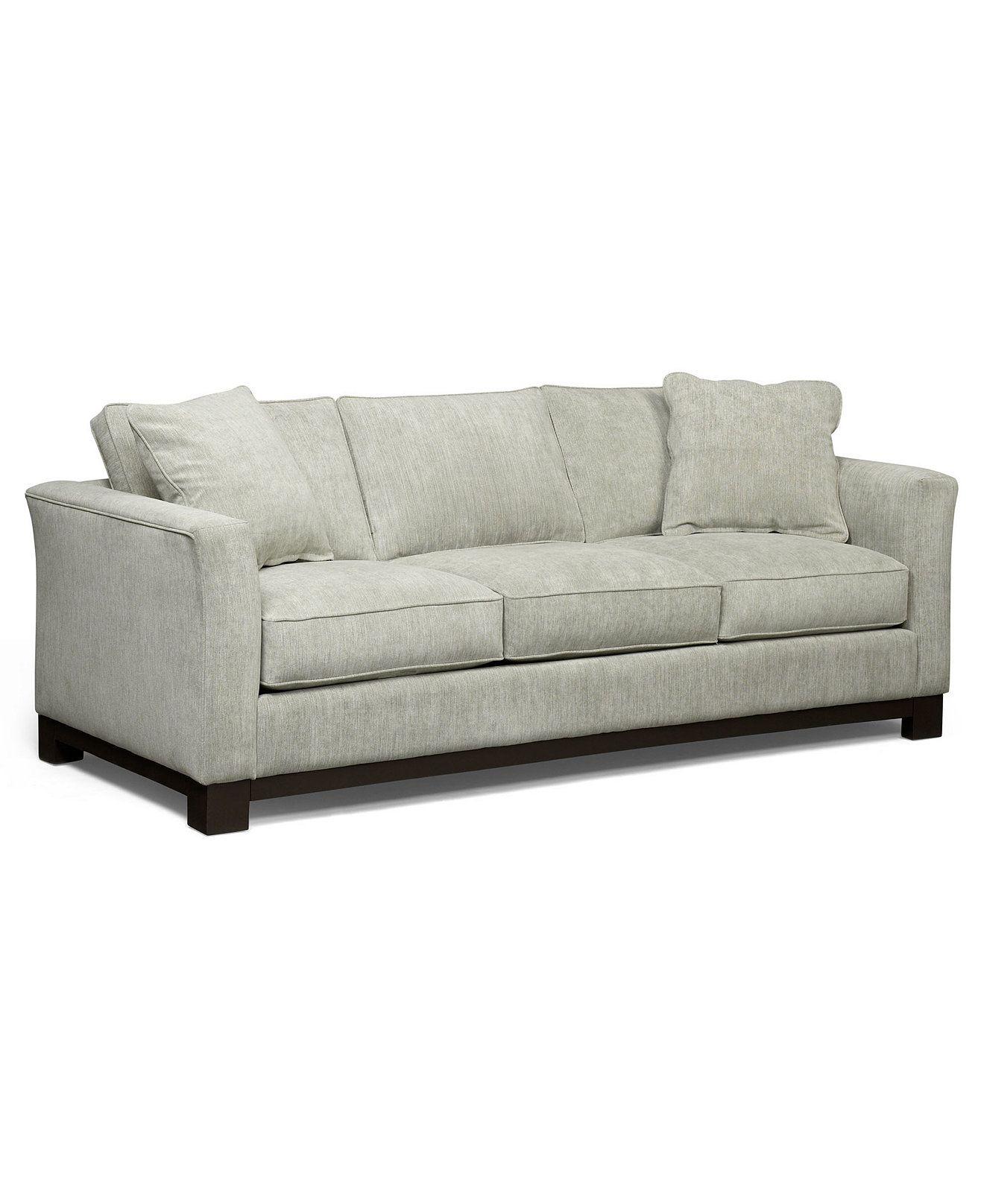 """Sofa Sets Sale: Kenton 88"""" Fabric Sofa, Created For Macy's"""