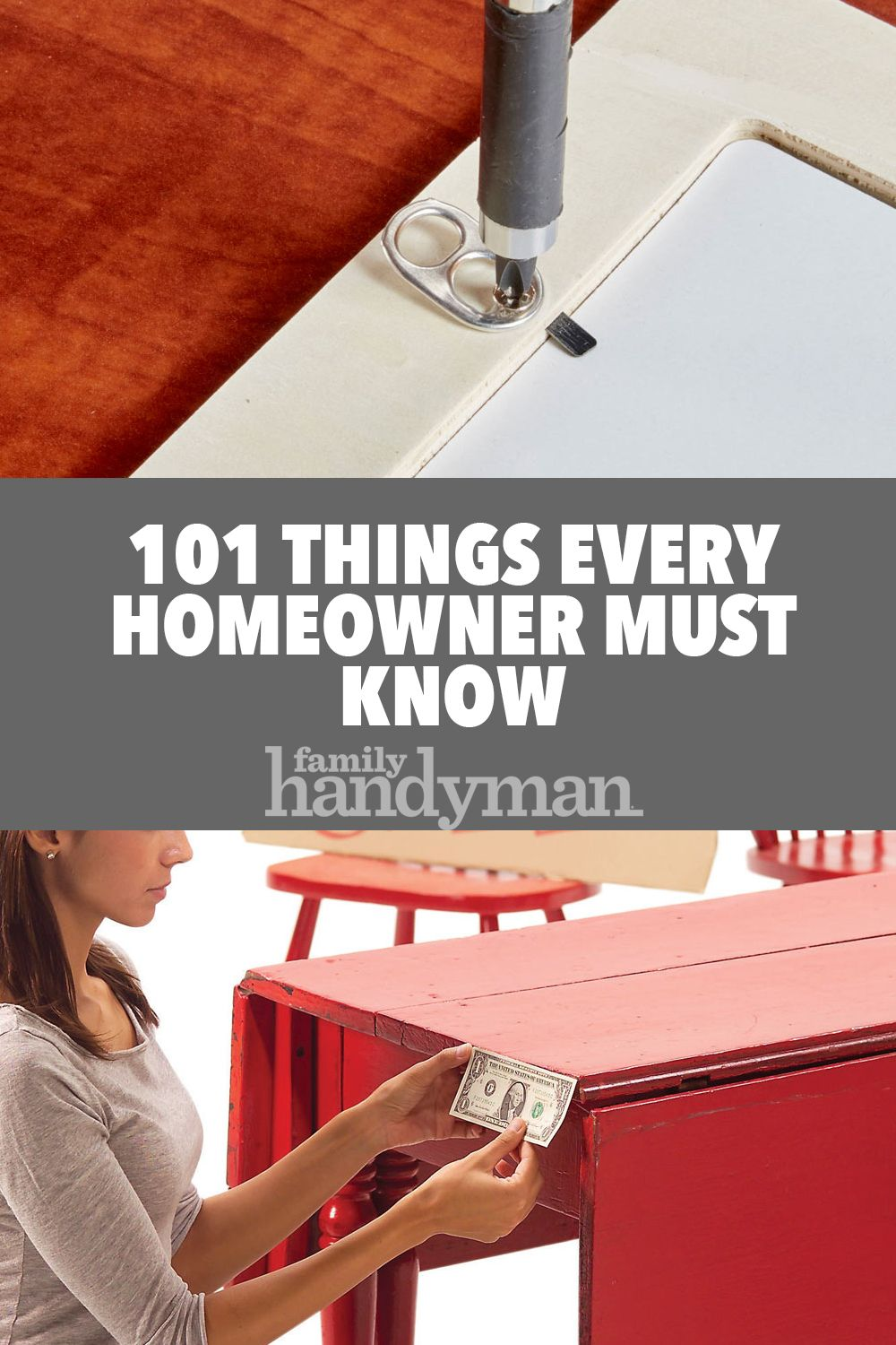 101 Things Every Homeowner Must Know Inventos Caseros Utiles