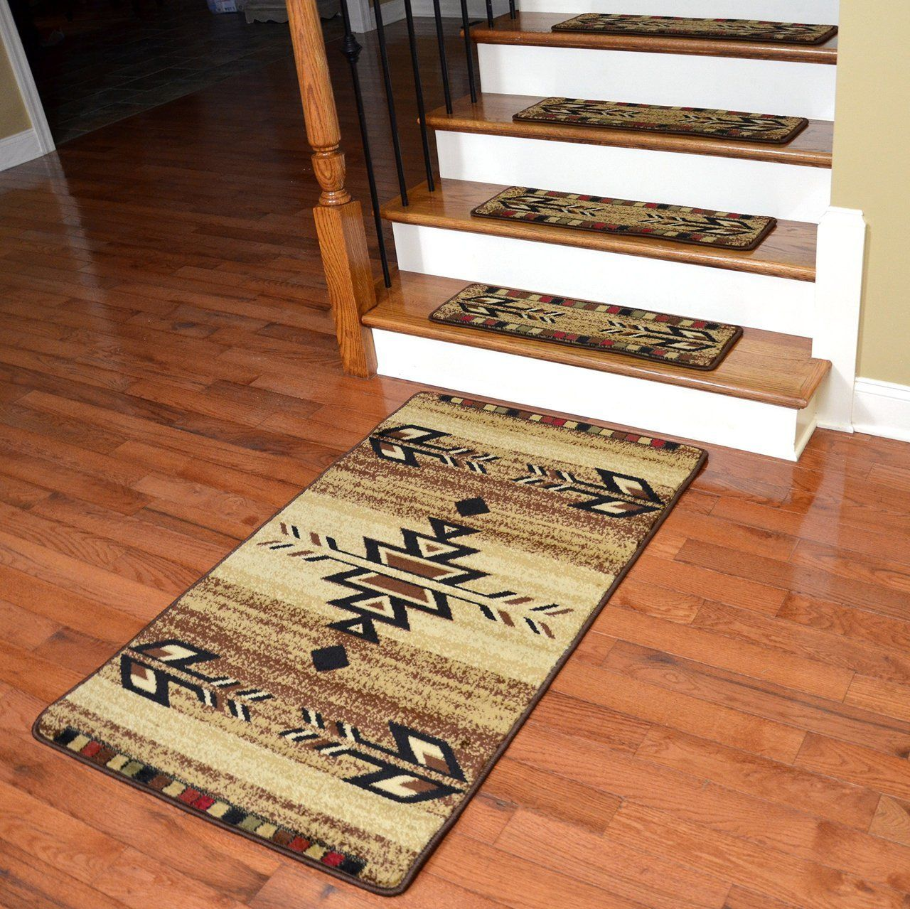 Best Dean Premium Carpet Stair Treads Santa Fe Beige 31 X 9 400 x 300