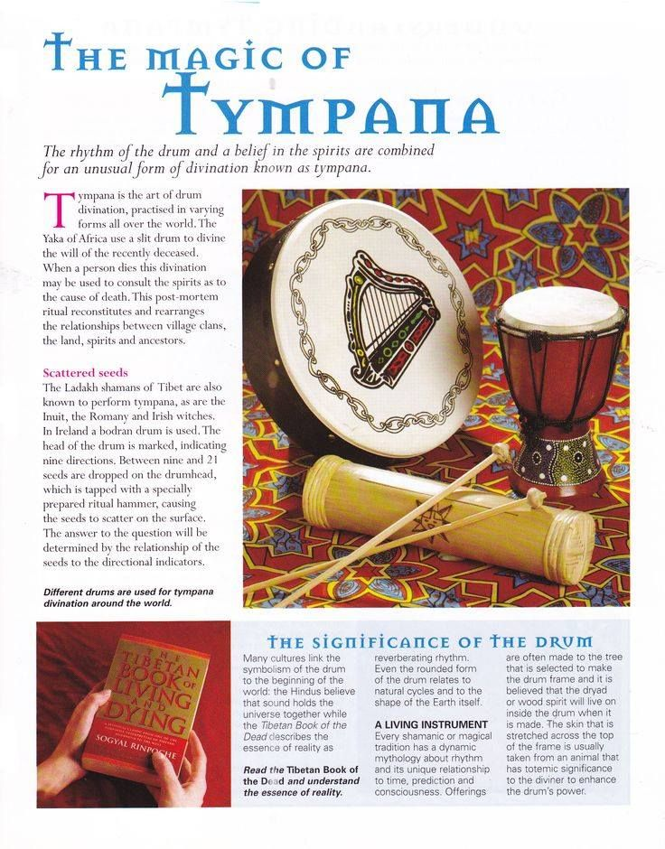 Mind, Body, Spirit Collection - The Magic Of Tympana