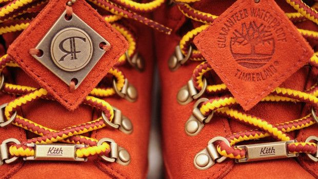 "Ronnie Fieg x Timberland 6 Inch Boot ""Rust"""