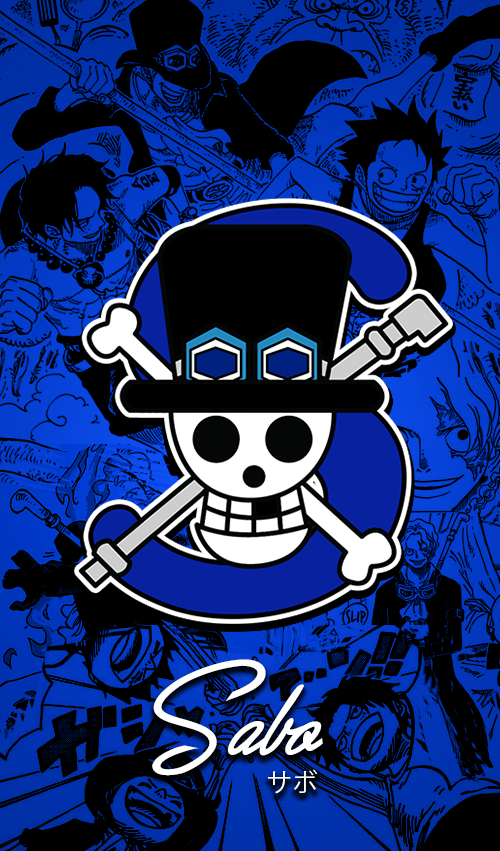 One Piece Wallpapers Mobile New World Sabo By