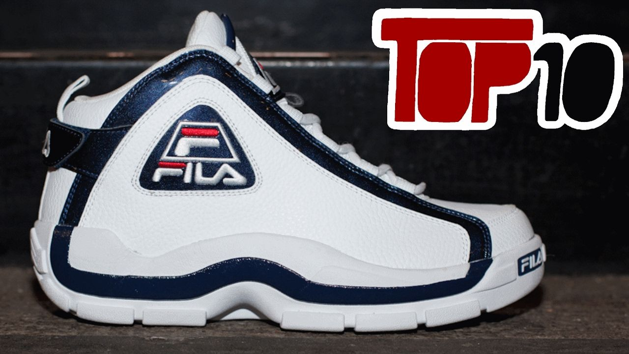 47c62d035a1 Top 10 NBA Signature Basketball Shoes You Have Forgotten