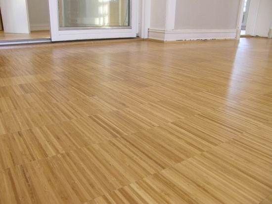 bamboo industrial parquet Flooring